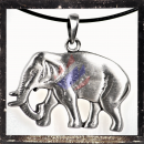 Filigree Asian *ELEPHANT* (I)