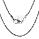 Filigree sealed metal necklace -DESIGN (III)-