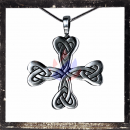 Gothic cross with filigree ornaments (II)