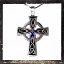 Gothic cross with filigree ornaments (IV)