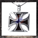Large, heavy Iron Cross