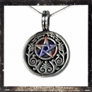 Celtic Pentagram with ornaments