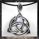 Celtic symbol triple moon