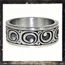 Massive Ring with Celtic Ornaments (II)