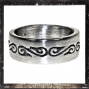 Massive Ring with Celtic Ornaments (V)