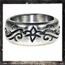 Massive Ring with Celtic Ornaments (XX)