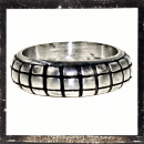 Massiver Ring mit MODERN DESIGN (XI)
