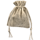 Jewelry Bag made of Natural Linen
