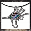 UDJAT / UDATZ - EYE OF HORUS - large, solid & multicolored