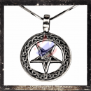 Inverted Pentacle with Ornaments (II)