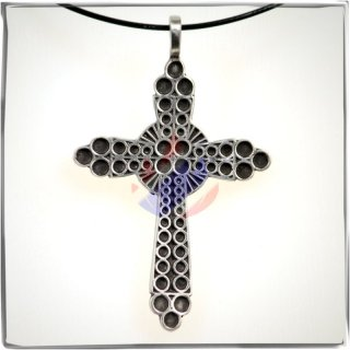 Large Gothic Cross with ornaments (II)