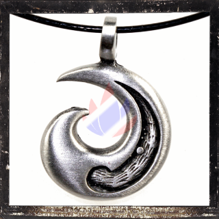 Celtic / Tribal Pendant in Mystical Design (05)