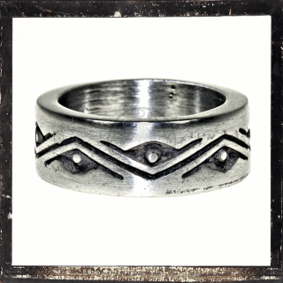Massive Ring with Celtic Ornaments (VIII)